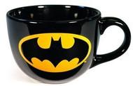 Batman - Logo: 24oz Ceramic Soup Mug by DC Comics