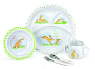 Guess How Much I Love You 5 Piece Melamine Set