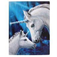 Sacred Love Canvas Art Print by Lisa Parker 7.5 x 10 Inches