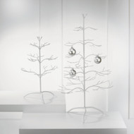 "Tripar 36"" White Natural Metal Tree"