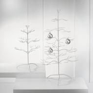 "Tripar 36"" White Natural Metal Tree"
