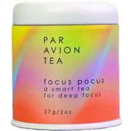 Par Avion Tea , Focus Pocus - A smart tea for deep focus - 2 oz