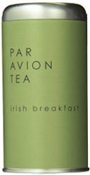 Par Avion Irish Breakfast Tea Sachets in Artisan Tin