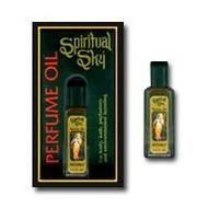 Spiritual Sky Perfume Oil Jasmine 1/4 Oz Bottle