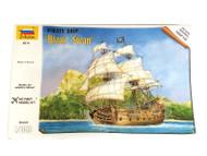 Zvezda 6514 1/350 Pirate Ship Black Swan