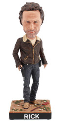 Royal Bobbles The Walking Dead Rick Grimes Bobblehead