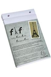 Exacompta FAF Blank Refill - 5 1/2 x 8 1/4