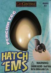 GeoCentral Hatch ems Penguin Egg