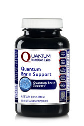 Quantum Brain Support, 60 Capsules - Quantum-State Brain Support for Mental Performance, Concentration and Memory