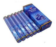 Hem Dragons Blood Blue Incense, 120 Stick Box