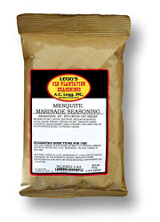 A.C. Legg INC Mesquite Marinade Seasoning