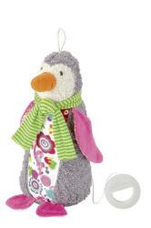 Kathe Kruse Penguin Nana Musical Toy