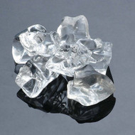 Acrylic Ice Chips for Artificial Display, 2 Pound Bag