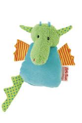 Kathe Kruse Dragon Kuno Squeaky Toy