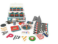 Janod Racing Birthday Party Set