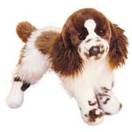 "Plush Oglivy Springer Spaniel Stuffed Dog 16"""