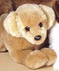 "Douglas Sandi Golden Retriever 12"" inch"