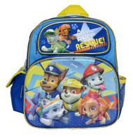 "Paw Patrol 12"" Adjustable 3D Backpack - Blue"