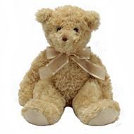 """Tender Teddy Beige Bear 12"""" By Douglas"""