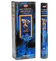 Hem San Miguel Arcangel Incense, 120 Stick Box