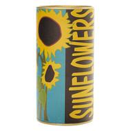 Giant Sunflower Kit - Hundreds of Jumbo Sun Flower Seeds for Planting - Yeilds Edible Seed