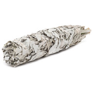 2 Pack - Premium California White Sage Smudge Sticks, Approx 6 Inch, Made in USA
