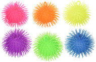 Rhode Island Novelty 4 Inch PUFFER BALL (12-Pack)