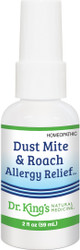 Dr. King's Natural Medicine Dust Mite and Roach Allergy Relief, 2 Fluid Ounce
