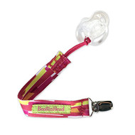 Booginhead Pacifier Leash - Pink Betty Color: Pink Betty, Model: 899139001985