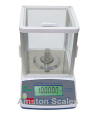 100 gram x 0.001 .001 gram High Resolution Digital Balance Scale Laboratory