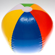 "JUMBO 24"" TRADITIONAL BEACH BALLS"