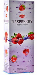 Hem Raspberry Incense, 120 Stick Box