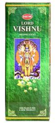 Hem Lord Vishnu Incense, 120 Stick Box