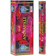 Hem Amrapali Incense, 120 Stick Box