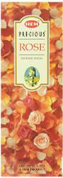 Hem Precious Rose Incense, 120 Stick Box