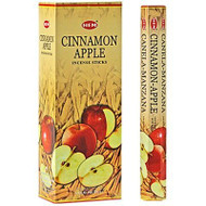 Hem Cinnamon Apple Incense, 120 Stick Box