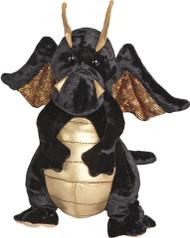 """Merlin Dragon 9"""" by Douglas Cuddle Toys"""