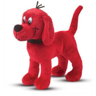 "Standing Clifford Sm 7"" by Douglas Cuddle Toys"
