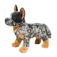 "BOLT Douglas 13"" plush AUSTRALIAN CATTLE DOG stuffed animal toy"