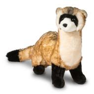 Douglas Vince the Black Footed Ferret plush