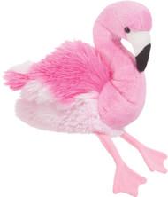 "Douglas Cotton Candy Flamingo Plush 7"" inch"