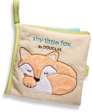 Baby Shy Little Fox Activity Book By Douglas