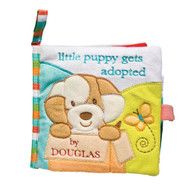 Little Puppy Gets Adopted Activity Book By Douglas # 6411