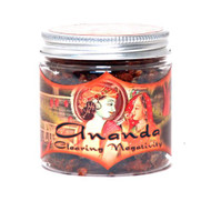 Ananda - Clearing Negativity - Ramakrishnananda Resin Incense