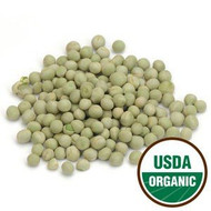 Starwest Botanicals Organic Sweet Green Pea Sprouting Seeds 1 Pound