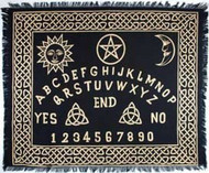 Altar Tarot Cloth Ouija Board 24 x 30 Inches