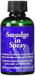 Smudge in Spray, 2 ounce Bottle