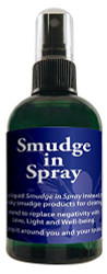 Smudge in Spray 4 Ounce