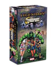 Legendary DBG: Champions Small Box Expansion