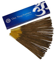 Om Nag Champa Incense Fragrance (100g)
